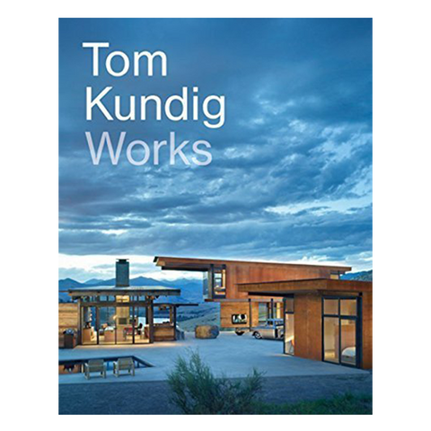 AIA Store - Tom Kundig: Works - Princeton Architectural Press