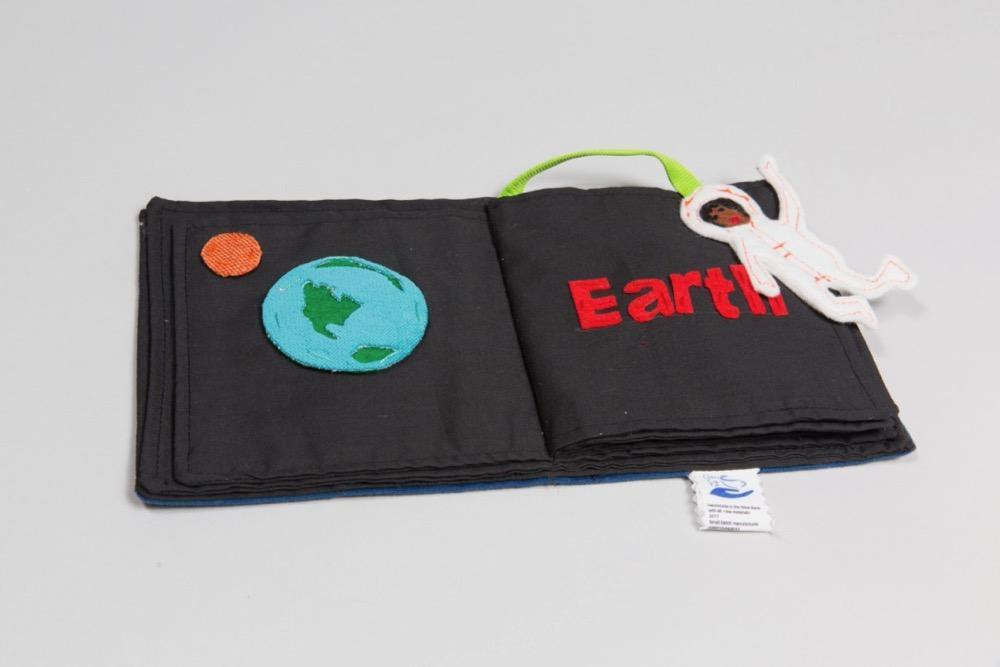 Solar system book - Child's Cup Full