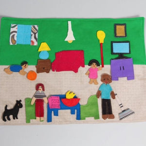 Family Story Board - Child's Cup Full