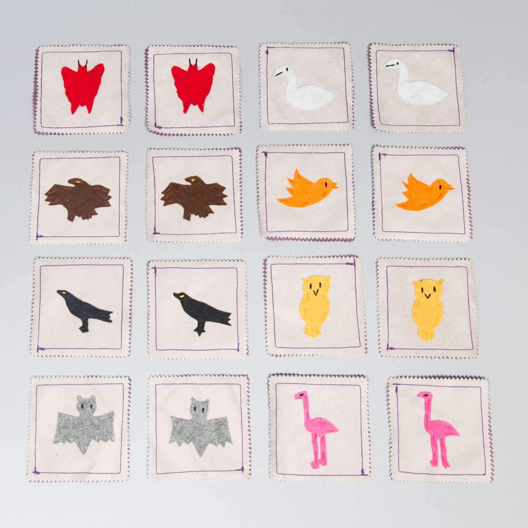 Air animals memory game