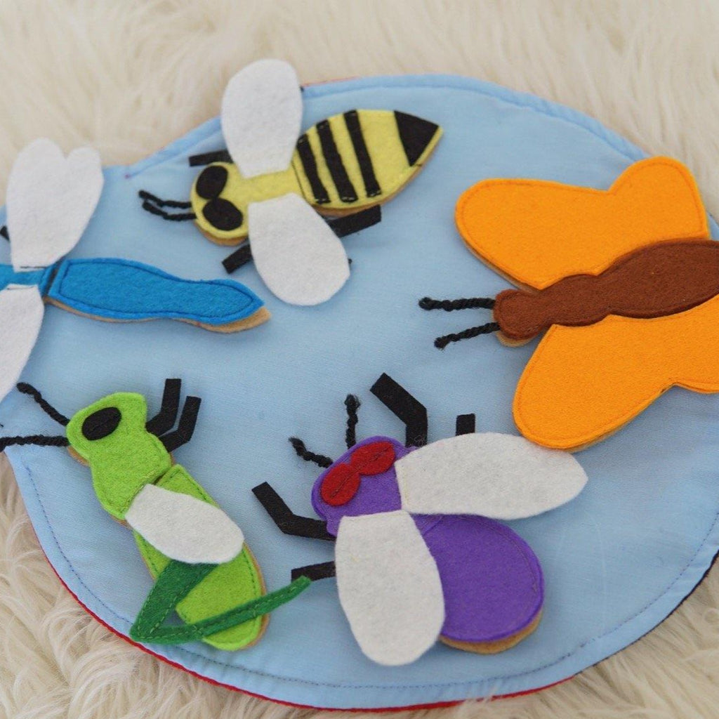 Flying bugs assembly kit - Child's Cup Full