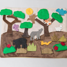 Forest habitat story board - Child's Cup Full