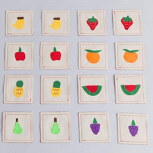 Fruits memory game - Child's Cup Full