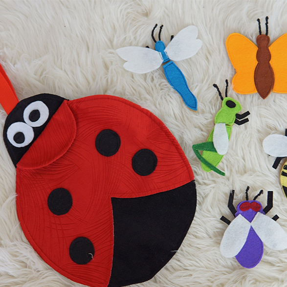Flying Bugs Assembly Kit - Zeki Learning