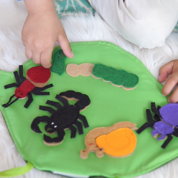 Crawling Bugs Assembly Kit - Zeki Learning