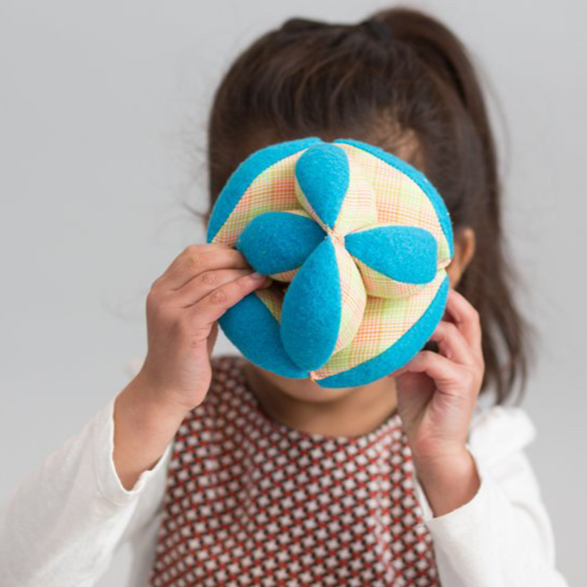 Plush Puzzle Ball - Zeki Learning