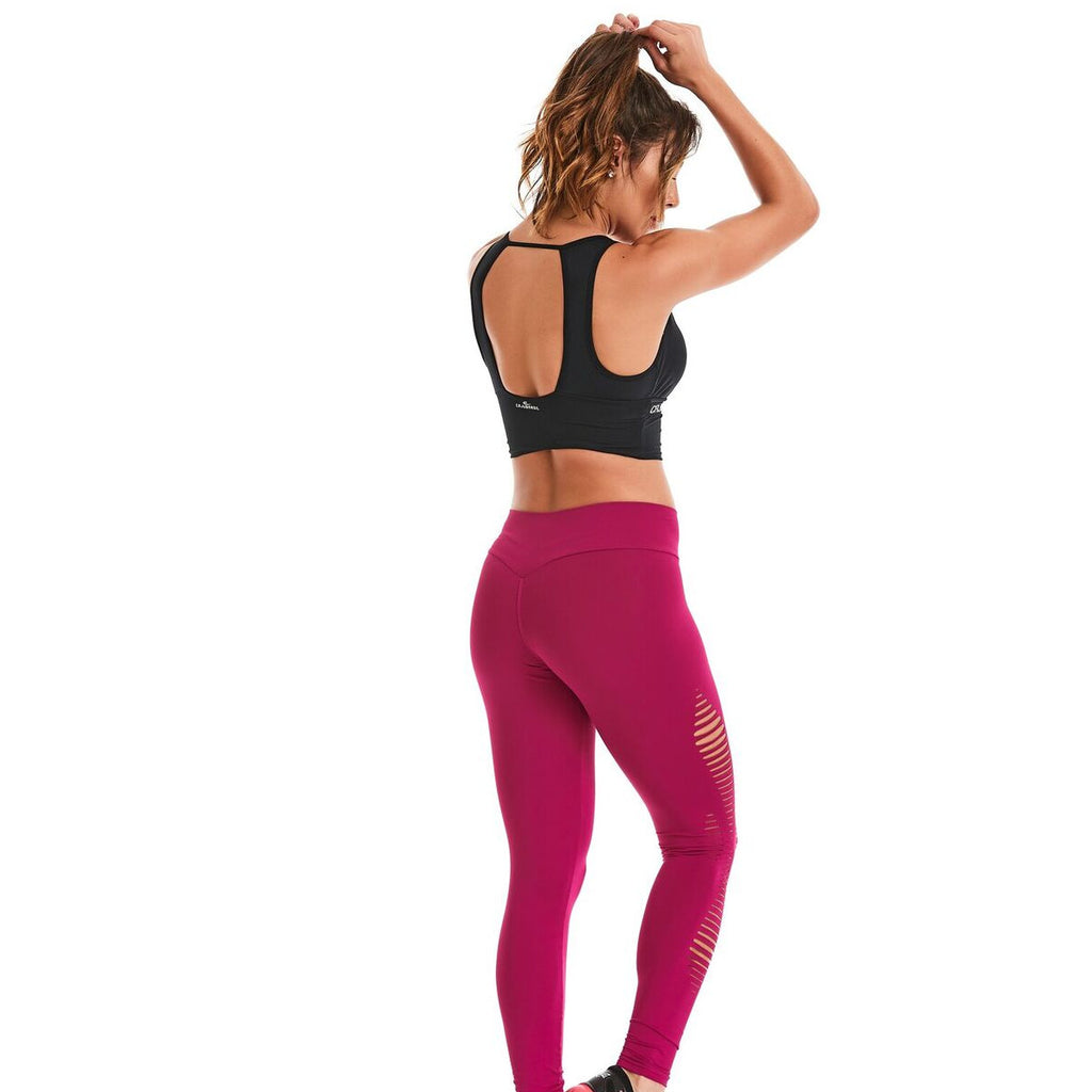 177736f59049f Free Flowing Cut Out Leggings - Energy Flow Activewear