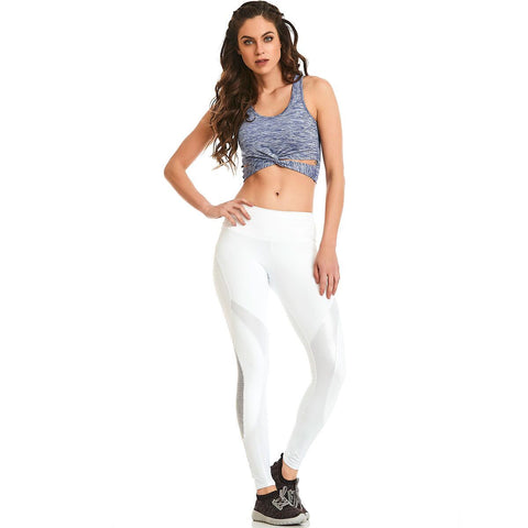 Snow Flurry Leggings - Energy Flow Activewear