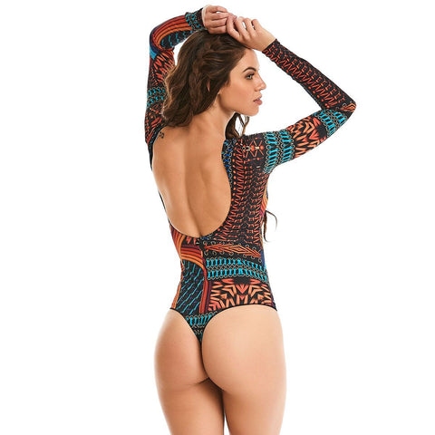 Wonder Energy Bodysuit - Energy Flow Activewear