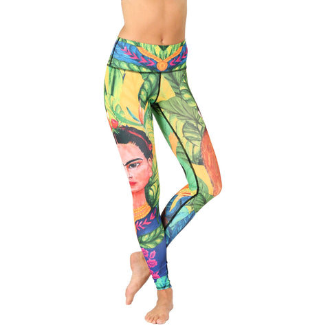 Frida's Leggings - Energy Flow Activewear