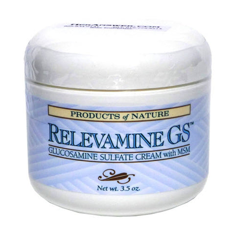 Relevamine Cream 3.5 oz