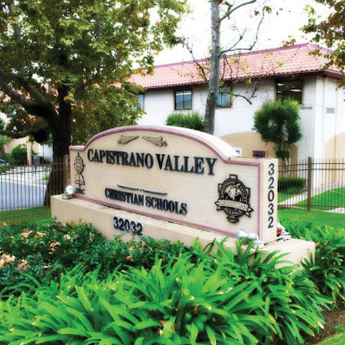 卡斯谷基督教学校 Capistrano Valley Christian School