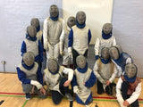 1/2 Term Training Camp - Open to all fencers aged 6+  17th-21st Feb
