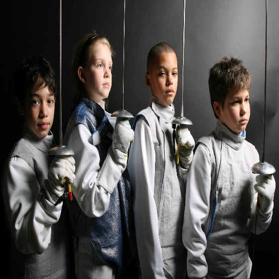 Childrens' Fencing Session - Tue & Thu 5.00pm-6.15pm  (Queens Road Venue)