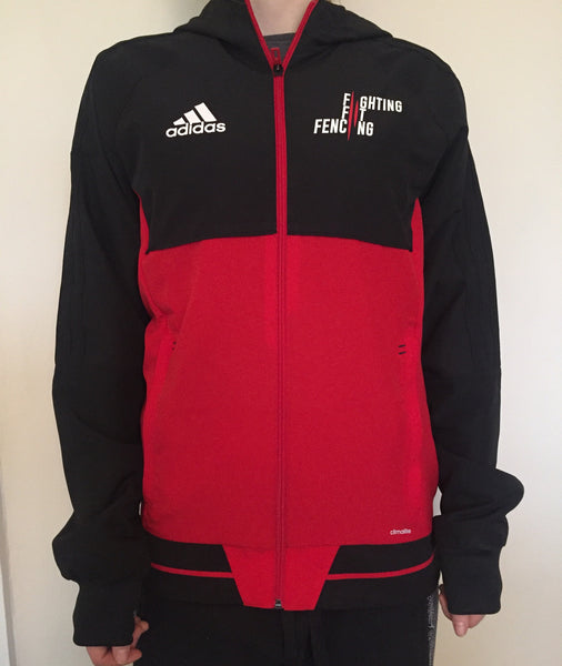 Adidas Club Jacket - No hood