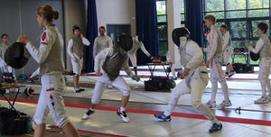 DAY CAMP - DAY RATE £90.00 PER DAY - Non-members & fencers ranked outside top 10 GBR Cadet/Junior/Senior rankings