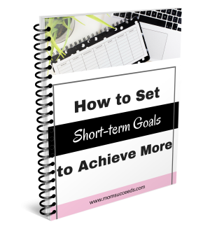 Goal Setting Workbook to Achieve More! (Instant Download) at ColorfulBows