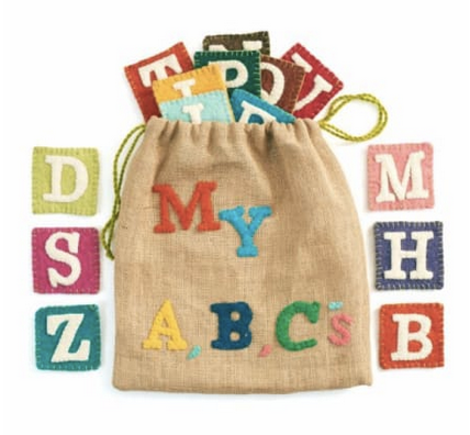 My ABC's Alphabet Game