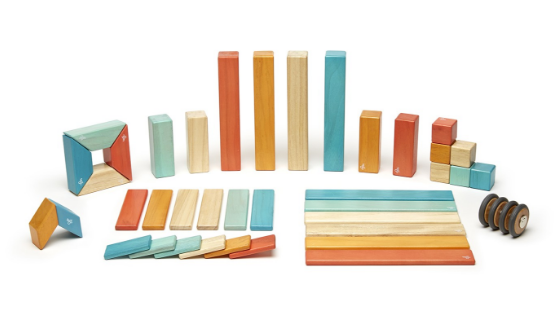Tegu 42 Piece Set Sunset