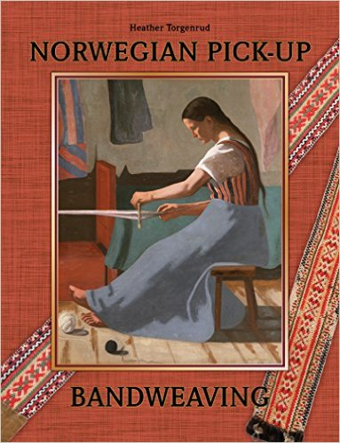 Norwegian Pick-Up Bandweaving