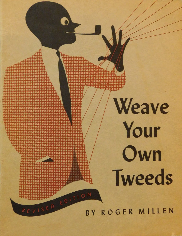 Weave Your Own Tweeds- Used Book