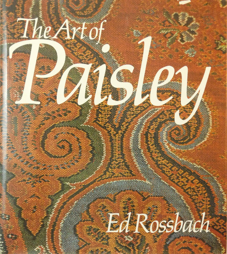 The Art of Paisley - Used Book