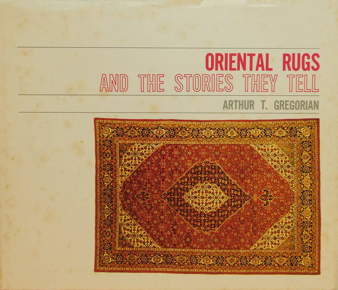 Oriental Rugs and The Stories They Tell - Used Book