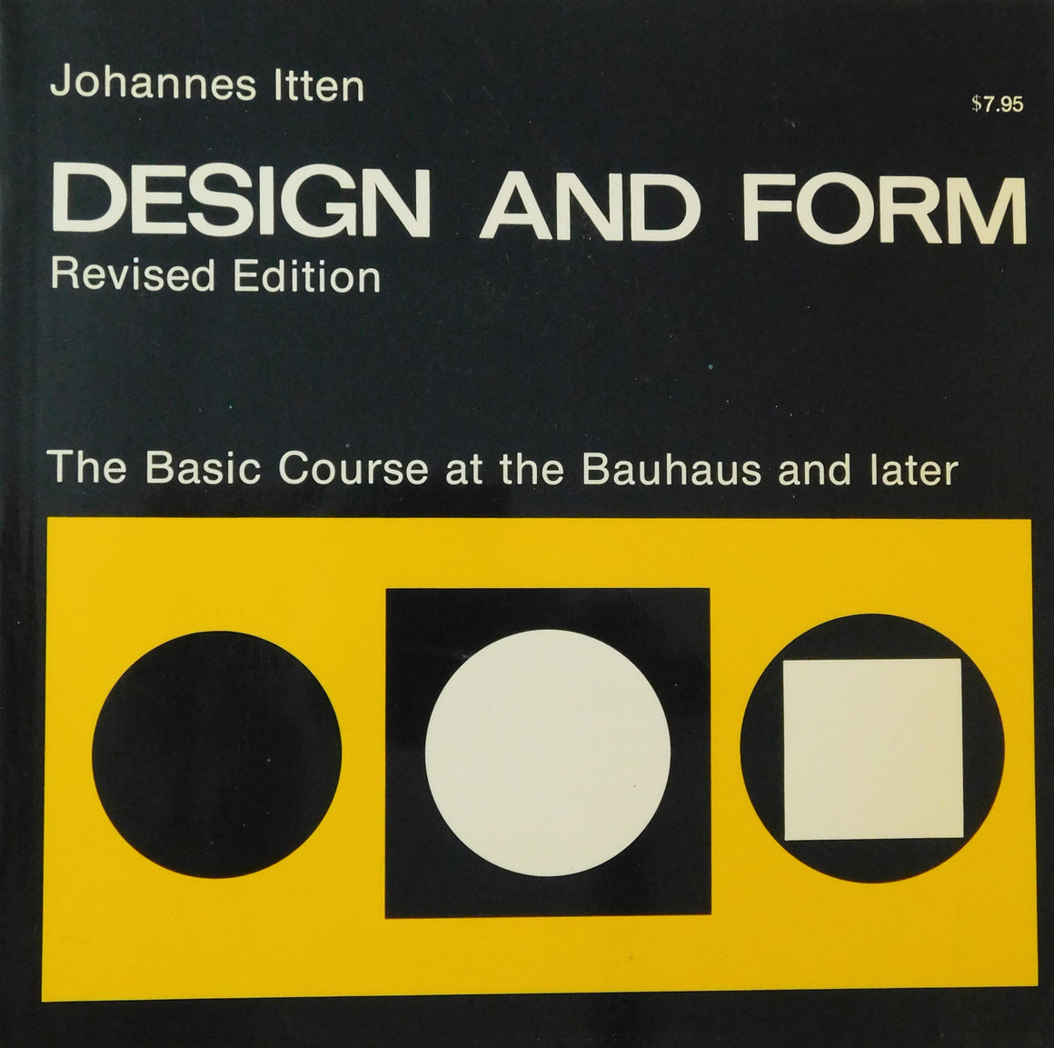 Design and Form - Used Book