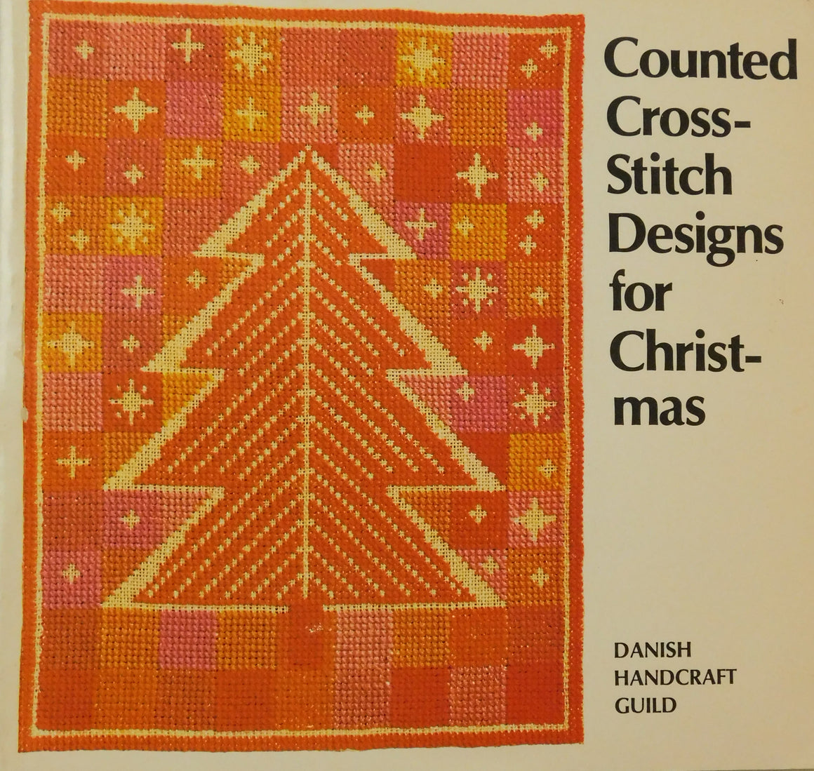 Counted Cross Stitch Designs for Christmas - Used Book
