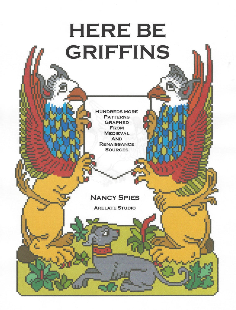 Here Be Griffins: Hundreds More Patterns Graphed from Medieval and Renaissance Sources