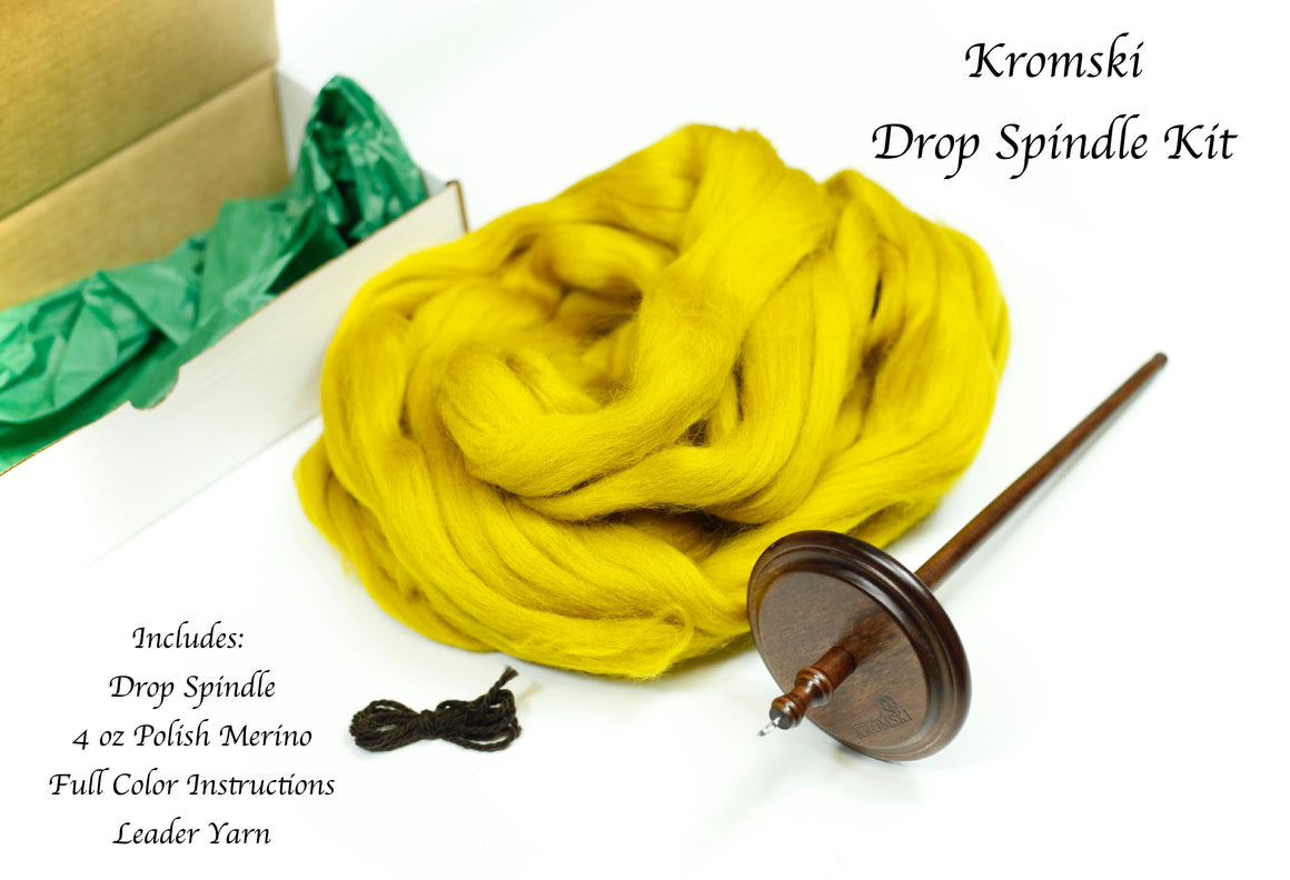 Kromski Drop Spindle Kits