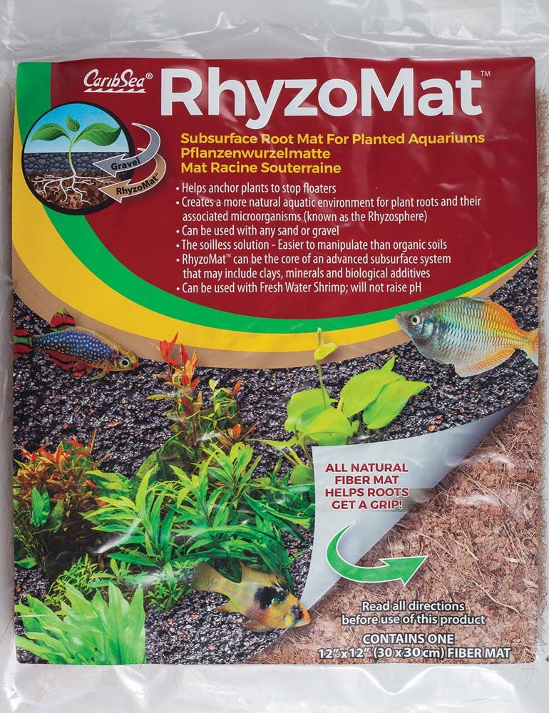 CaribSea Rhyzomat Subsurface Root Mat 12x12in