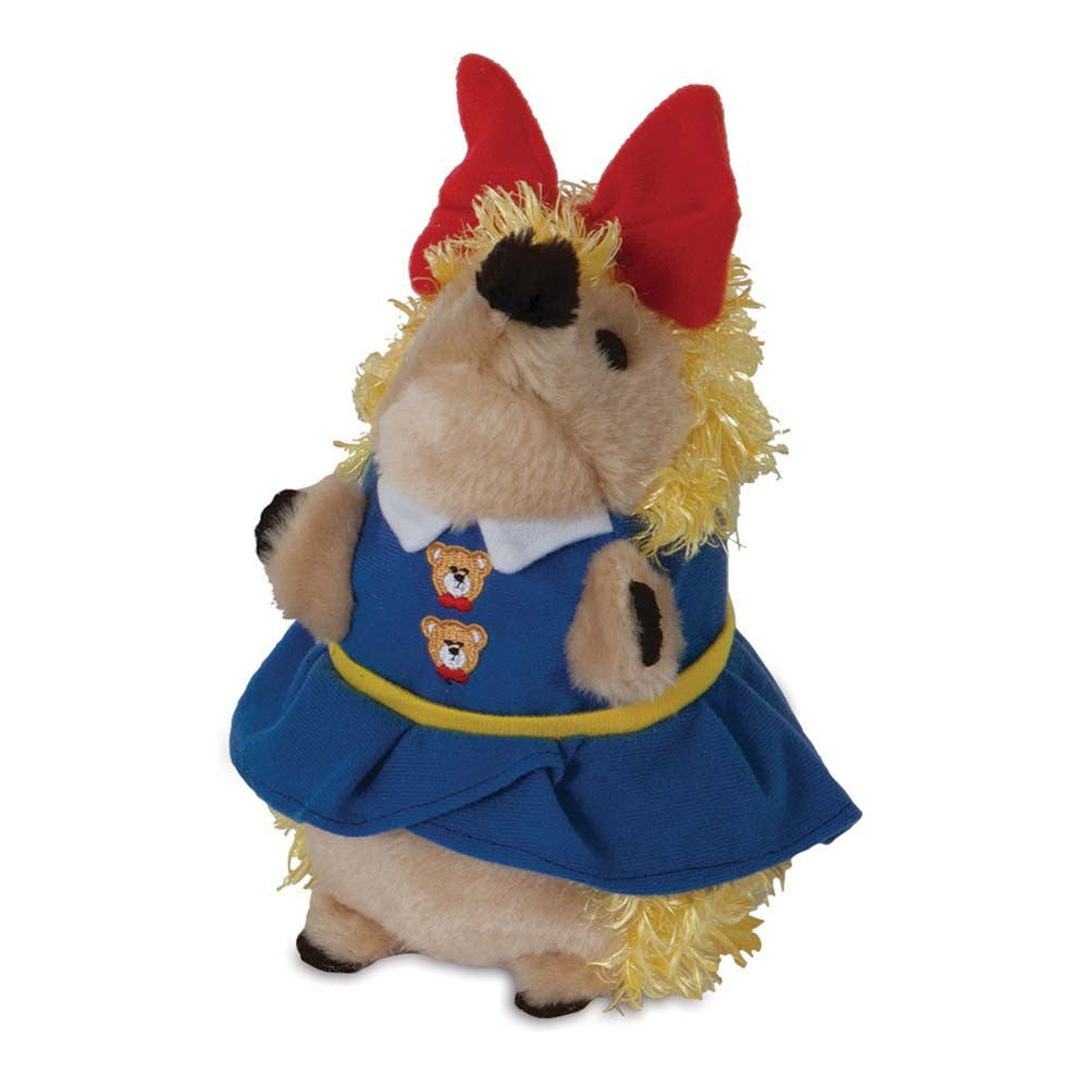 Petmate Heggie Goldilocks Plush Toy