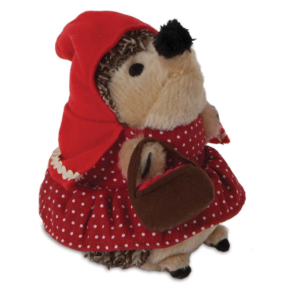 Petmate Heggie Little Red Plush Toy