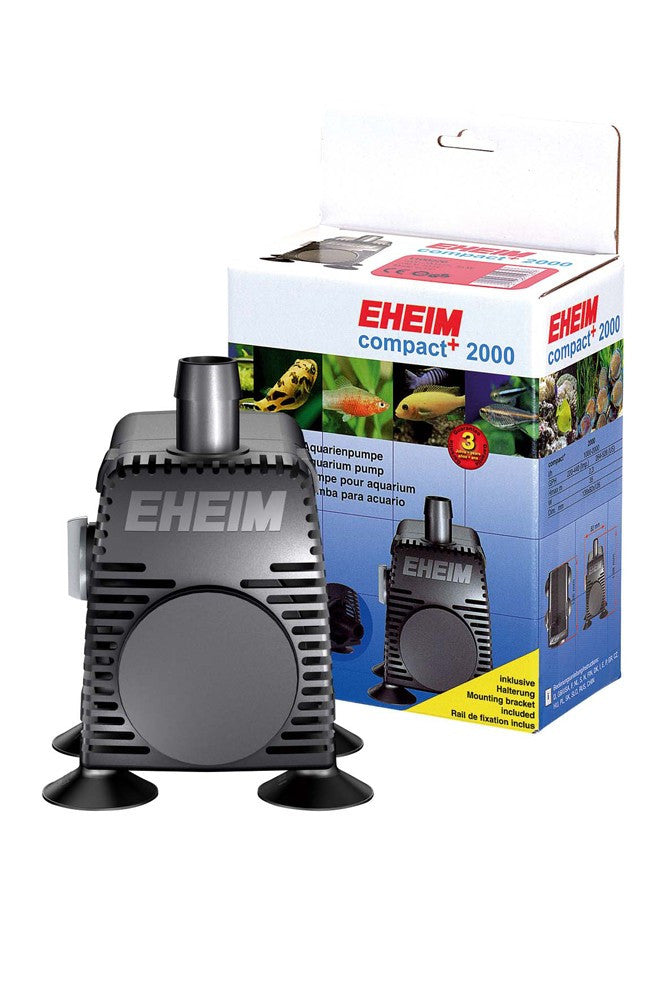 EHEIM Compact+ 2000 Pump up to 528gal