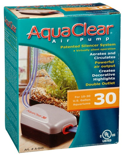 AquaClear Vibrator Pump Model 30