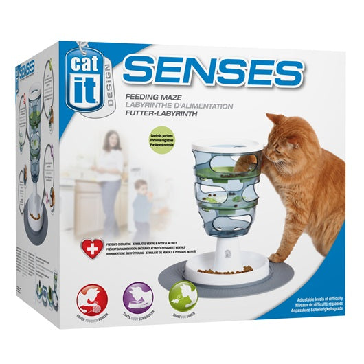 Catit Design Senses - Treat Maze