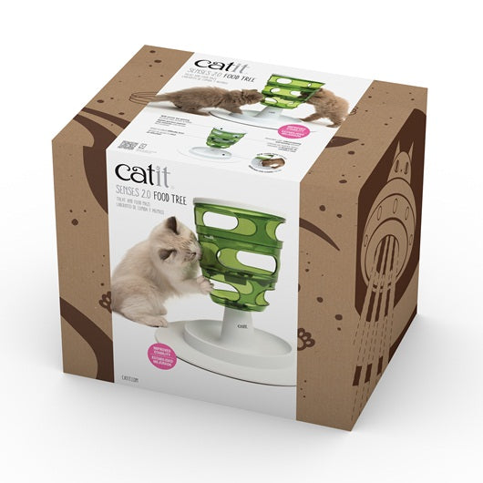 Catit Senses 2.0 Food Tree, Retail