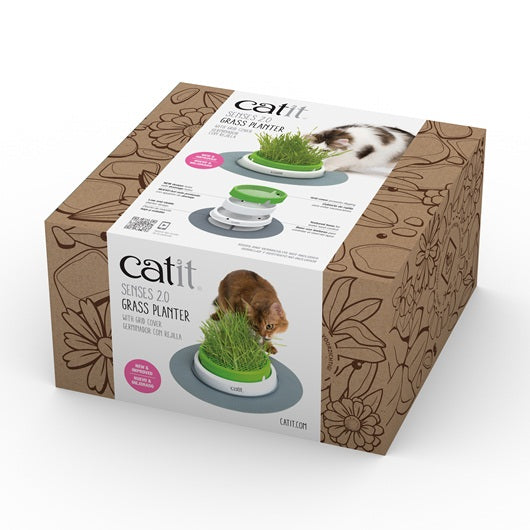 Catit Senses 2.0 Grass Planter, Retail