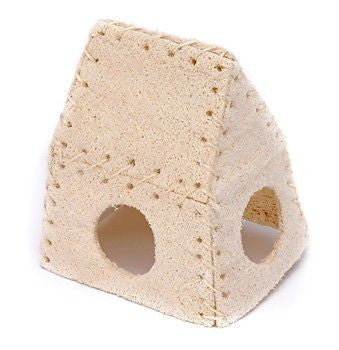 Penn Plax Small Animal Loofah Toy House
