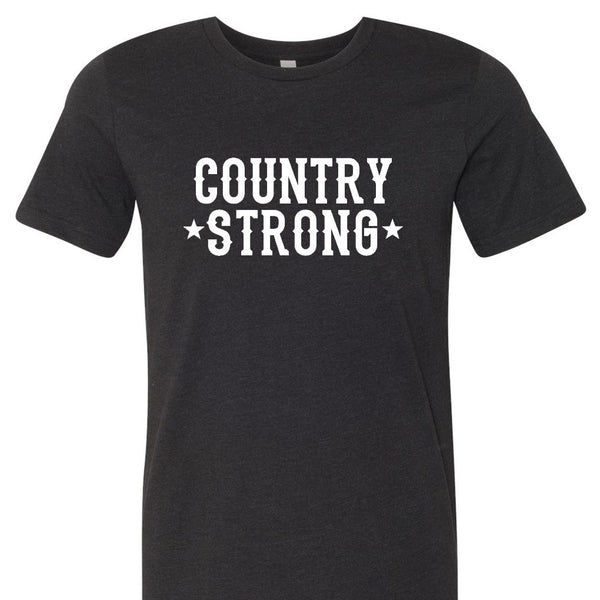 Country Strong Premium T-Shirt. S-XXL