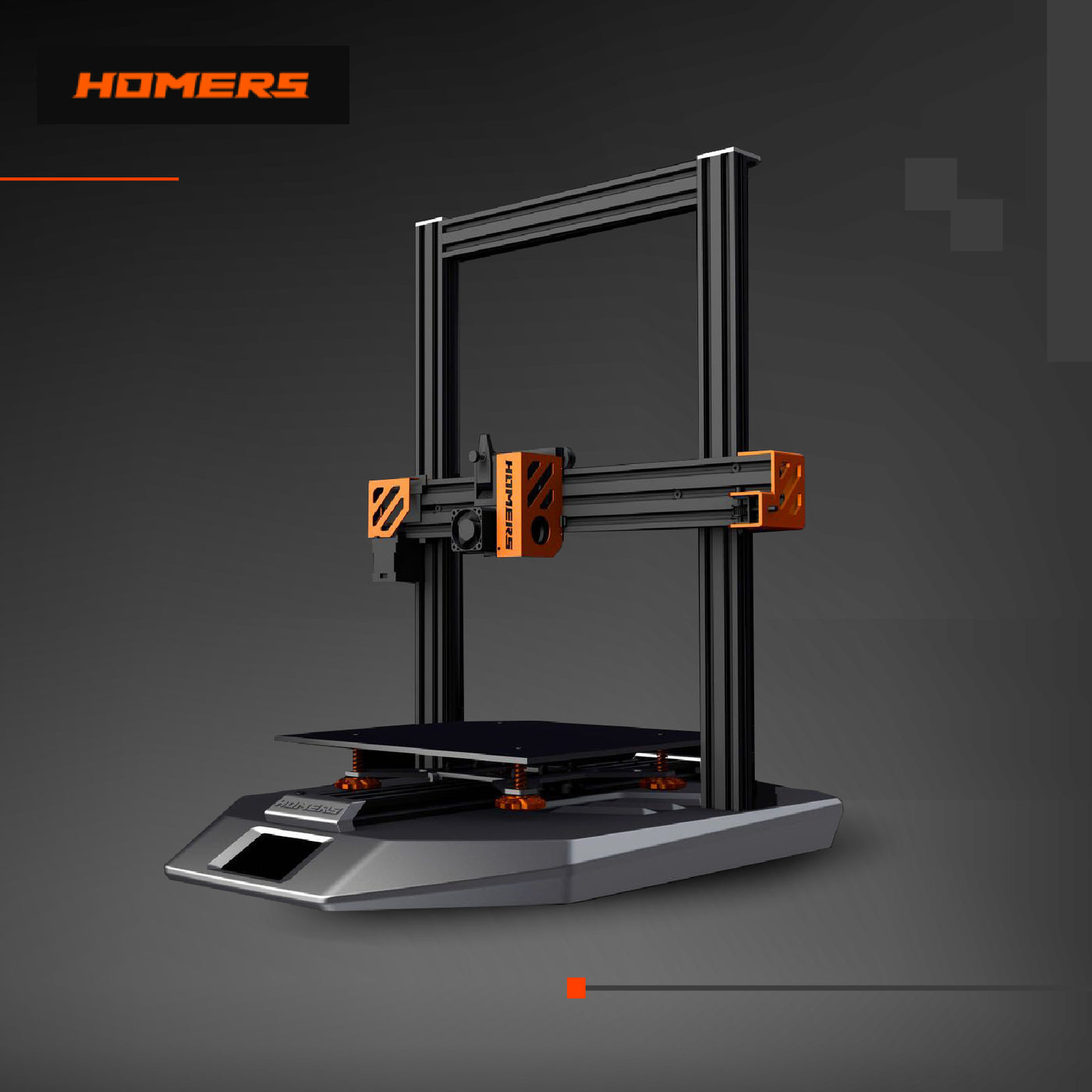 """ Homers/Tevo Hydra "" In 2021 Newest and best choice design 3D printer"