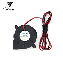 Load image into Gallery viewer, 5PCS 3D Printer parts  5cm 5015 50mm Radial Turbo Blower Fan