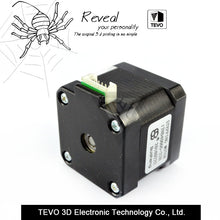 Load image into Gallery viewer, 3D Printer parts Titan Step motor TEVO Black Widow