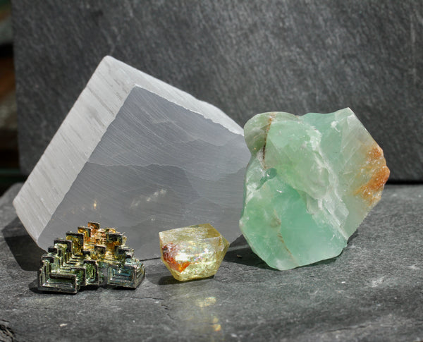 Crystal Mineral Collection