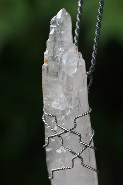 Arkansas Quartz Double Terminated Crystal