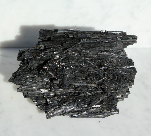 Black Tourmaline Crystal Specimen