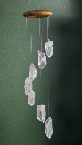 Quartz Crystal Mobile