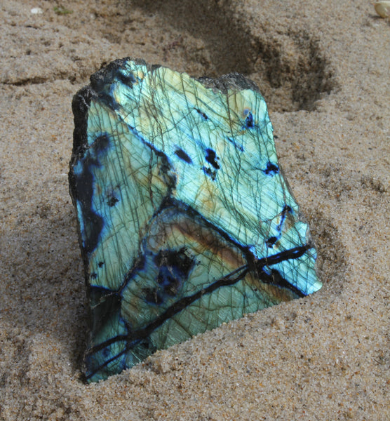 Incredible Labradorite Specimen