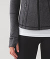 Women gym compression sports jacket